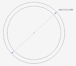 Liner Lip Diameter