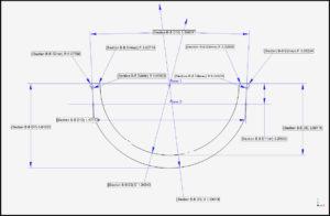 Failure two - Failure Cause 2–Liner Lip Radius